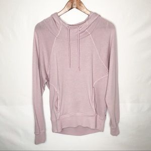 Zella Z by Zella hooded pullover sweatshirt